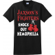 Jaxson's Fighters T-Shirt